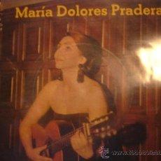Discos de vinilo: MARIA DOLORES PRADERA-DOS CRUCES-ISLAS CANARIAS-MARIA DOLORES-1962. Lote 31763372