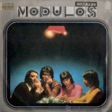 Discos de vinilo: MODULOS - REALIDAD (LP) EDICION ORIGINAL DE 1970 - VG++/VG++ . Lote 31677120
