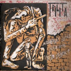 Discos de vinilo - TRILITA Nº 5 (FANZINE CON DISCO) (HELIO, REINCIDENTES, RAGTIME, ETC) (LP) TRILITA 1988 - EX/EX+ - 31681637