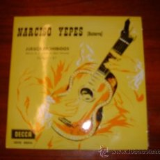 Discos de vinilo: NARCISO YEPES,..JUEGOS PROHIBIDOS. Lote 31682751