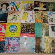 Discos de vinilo: DISCOS VARIADOS VINILLO. Lote 31703023