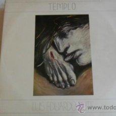 Discos de vinilo: LUIS EDUARDO AUTE TEMPLO 2 LP 1987. Lote 31733618