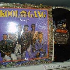Discos de vinilo: KOOL & THE GANG LP FOREVER SOUL FUNKY SPAIN MINT. Lote 295708208