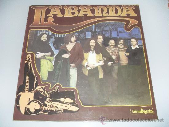 LABANDA - 1980 LP PORTADA DOBLE - LP (Música - Discos - LP Vinilo - Grupos Españoles de los 70 y 80)