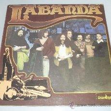 Discos de vinilo: LABANDA - 1980 LP PORTADA DOBLE - LP . Lote 31712989