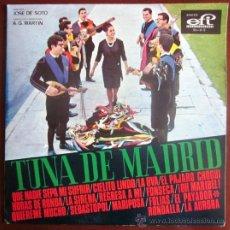 Discos de vinilo: TUNA DE MADRID (SOLISTA: JOSÉ DE SOTO) - EDITADO EN VENEZUELA. Lote 31721528