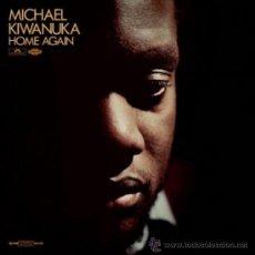 Discos de vinilo: LP MICHAEL KIWANUKA HOME AGAIN VINILO SOUL. Lote 194770178