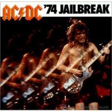 Discos de vinilo: AC/DC - ´74 JAILBREACK - MINI LP O EP DE 5 TEMAS - 1984 MADE IN GERMANY - APENAS USADO. Lote 31727600