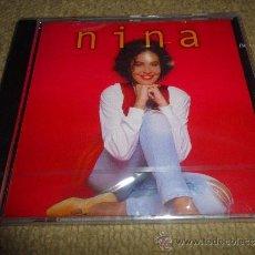 Discos de vinilo: NINA NACIDA PARA AMAR CD ALBUM DEL AÑO 2001 TEMA DE EUROVISION DEL AÑO 1989 POR ESPAÑA 12 TEMAS . Lote 32229516