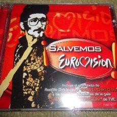 Discos de vinilo: RODOLFO CHIKILICUATRE BAILA EL CKIKI CHIKI CD ALBUM EUROVISION 2008 SALVEMOS EUROVISION . Lote 85746408