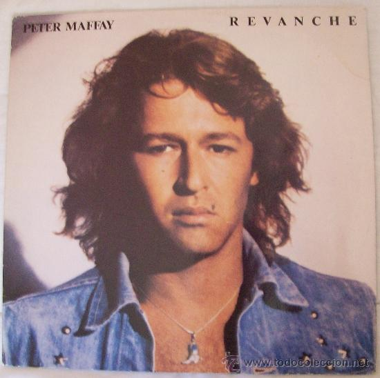 LP PETER MAFFAY REVANCHE EDIC. ALEMANIA (Música - Discos de Vinilo - Maxi Singles - Pop - Rock Extranjero de los 70)