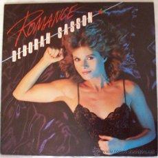 Discos de vinilo: LP DEBORAH SASSON ROMANCE EDIC. ALEMANA. Lote 31750636