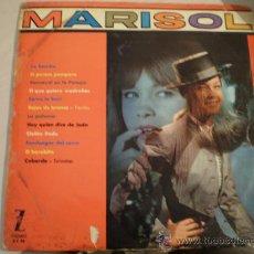 Discos de vinilo: LP. MARISOL. LA BAMBA. ORIGINAL AÑO 1963. Lote 31755784