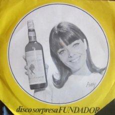 Discos de vinilo: LOS AGAROS - 1966. Lote 31760085