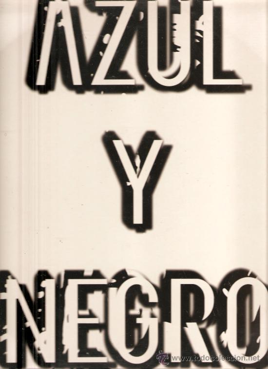 MAXI AZUL Y NEGRO - NO TENGO TIEMPO (ULTRADANCE MIX) (Música - Discos de Vinilo - Maxi Singles - Techno, Trance y House)