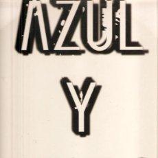 Discos de vinilo: MAXI AZUL Y NEGRO - NO TENGO TIEMPO (ULTRADANCE MIX) . Lote 31761280