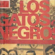 Discos de vinilo: LP LOS GATOS NEGROS - VOL.2 . Lote 31761352