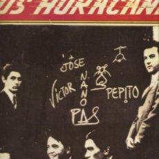 Discos de vinilo: LP LOS HURACANES . Lote 31761432