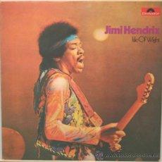 Discos de vinilo: JIMI HENDRIX ISLE OF WIGHT LP POLYDOR 1971. Lote 31769243