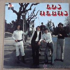 Discos de vinilo: LOS ALBAS LP ARIOLA @ SU SEGUNDO DISCO GRANDE 1971 @ VG++ TO EX / . Lote 31770994