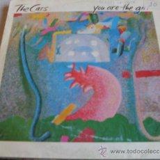 Discos de vinilo: THE CARS : YOU ARE THE GIRL; TA TA WAYO WAYO. 1987. ELEKTRA . Lote 31773772