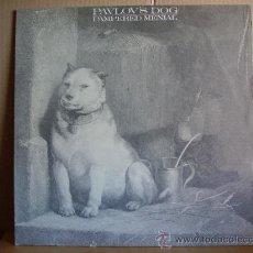 Discos de vinilo: PAVLOV´S DOG --- PAMPERED MENIAL. Lote 31778578
