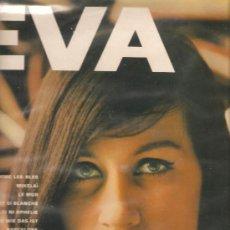 Discos de vinilo: LP EVA (MICHEL COLOMBIER & ALEX NORTH & PETE SEEGER & ROLF BAUER & BARCELONE & ANNE SYLVESTRE ). Lote 31787025