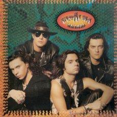 Discos de vinilo: EL ALMA - ANIMAL (LP) HISPAVOX 1991 - EX/EX+. Lote 31792768