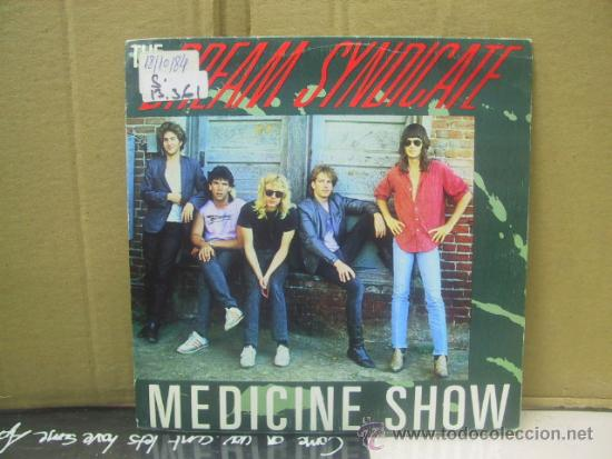 The dream syndicate - medicine show - promo - - Sold through Direct