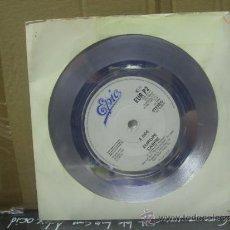 Discos de vinil: EUROPE - CARRIE / LOVE CHASER - VINILO PLATEADO - EDICION U.K. - EPIC 1987. Lote 31802236