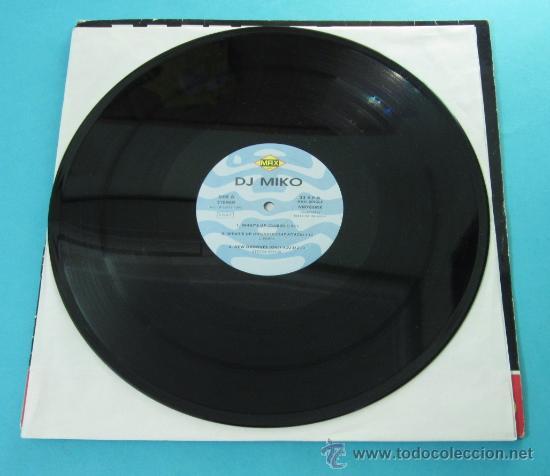 Discos de vinilo: WHAT`S UP. DJ MIKO. DANCE REMIX - Foto 3 - 31801253