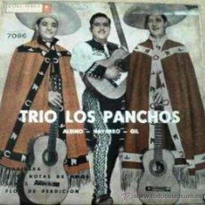 Discos de vinilo: DOS EPS DEL TRÍO LOS PANCHOS EDICIÓN ARGENTINA. Lote 26439082