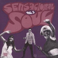 Discos de vinilo: 2LP SENSACIONAL SOUL 3 SPANISH FUNK SOUL VINILO. Lote 46219017