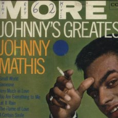 Discos de vinilo: MORE JOHNNY´S GREATEST HITS - JOHNNY MATHIS . Lote 31811623