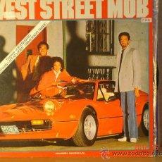 Discos de vinilo: WEST STREET MOB - IDEM - SUGARHILL - ZAFIRO ZL-562 - 1982. Lote 31812906