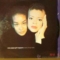 Discos de vinilo: WEE PAPA GIRL RAPPERS - BEST OF MY LOVE JIVE JIVE T 264 - 1991 - EDICION UK. Lote 31813040