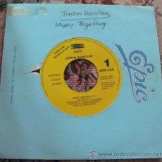 Discos de vinilo: JASON DONOVAN - HAPPY TOGETHER - SINGLE PROMO 1991. Lote 31828851