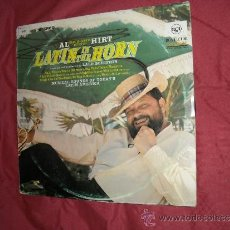 Discos de vinilo: AL HIRT LP LATIN IN THE HORN 1966 RCA VICTOR – TROMPETA LSP-3653 GER LALO SCHIFRIN . Lote 31829975