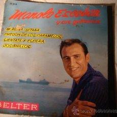 Discos de vinilo: DISCO SINGLE. Lote 31831185