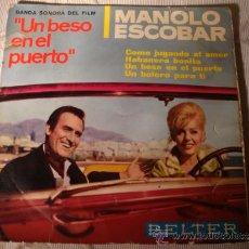 Discos de vinilo: DISCO SINGLE. Lote 31831188