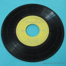 Discos de vinilo: GOYO DE CÁDIZ Y SU CUADRO FLAMENCO: QUE VENIMOS DE LINARES. SEVILLANAS. LA CAÑA. DISCO SORPRESA. Lote 31838730