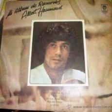 Discos de vinilo: LP DE ALBERT HAMMOND CANTADO EN ESPAÑOL EDICIÓN ARGENTINA AÑO 1977 (COPIA PROMOCIONAL). Lote 26284256