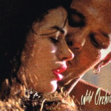 Discos de vinilo: WILD ORCHID - MUSIC FROM THE MOTION PICTURE - LP 1990. Lote 31844200