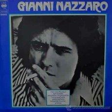 Discos de vinilo: LP DE GIANNI NAZZARO AÑO 1976 EDICIÓN ARGENTINA. Lote 26284255