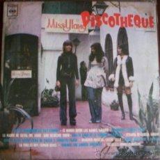Discos de vinilo: LP DE ARTISTAS VARIOS DISCOTEQUE AÑO 1972. Lote 26469144