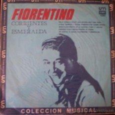 Discos de vinilo: LP ARGENTINO Y RECOPILATORIO DE FIORENTINO AÑO 1974. Lote 26575130