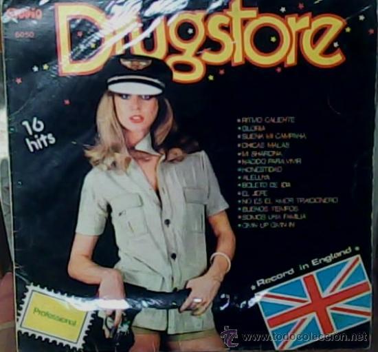 LP DRUGSTORE AÑO 1979 (Música - Discos - LP Vinilo - Disco y Dance)