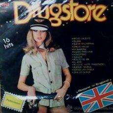 Discos de vinilo: LP DRUGSTORE AÑO 1979. Lote 118950164
