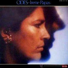 Discos de vinilo: LP DE IRENE PAPAS AÑO 1979 EDICIÓN ALEMANA. Lote 27455599
