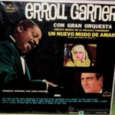 Discos de vinilo: LP ARGENTINO DE ERROLL GARNER AÑO 1963. Lote 27455604